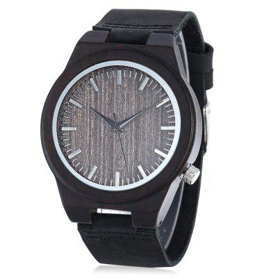 BOBO BIRD C26 Ebony Men Quartz Watch