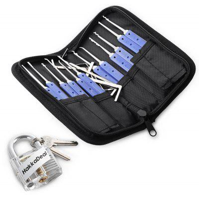 HakkaDeal Single Hook Lock Pick Set