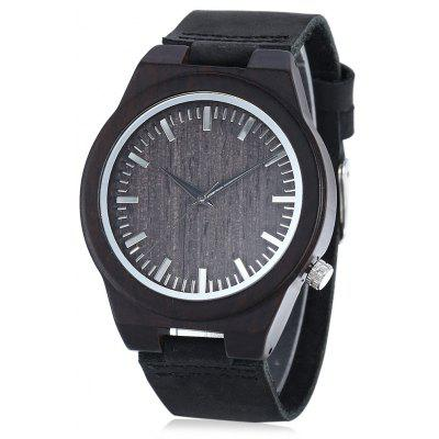 BOBO BIRD C27 Ebony Quartz Watch