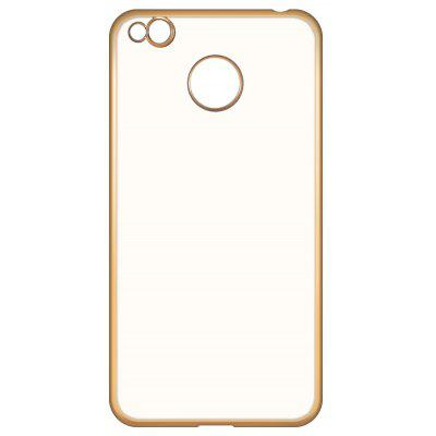 Luanke Transparent Back Case