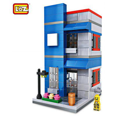 Restaurant Building Block Kid Toy - 307pcs / set