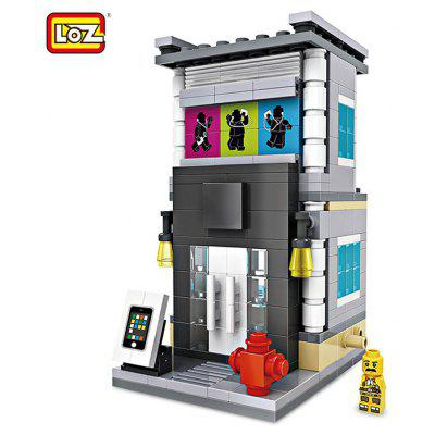 Building Block di Stile di Negozio di LOZ ABS - 301pcs / set