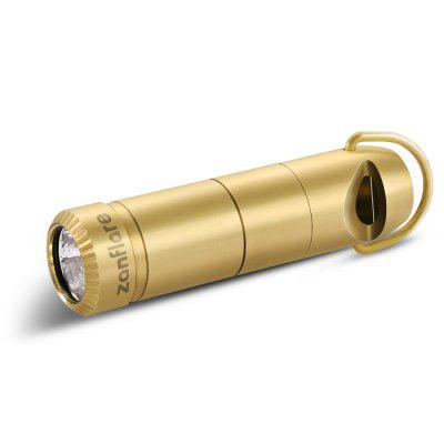 Zanflare F6 With Battery Flashlight