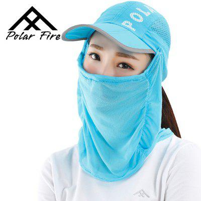 Polar Fire Outdoor Sun Hat