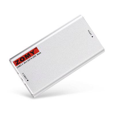 ZOMY USB3.0 to NGFF M.2 B Key SSD Adapter Enclosure