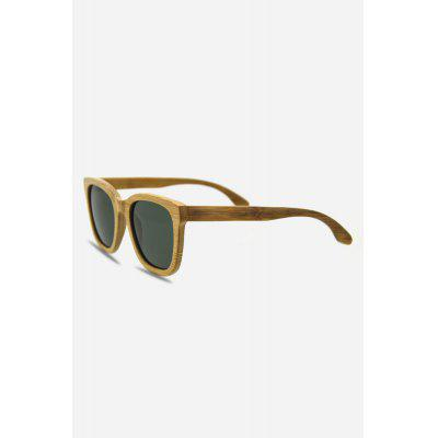 Polarized Lens UV400 Bamboo Sunglasses