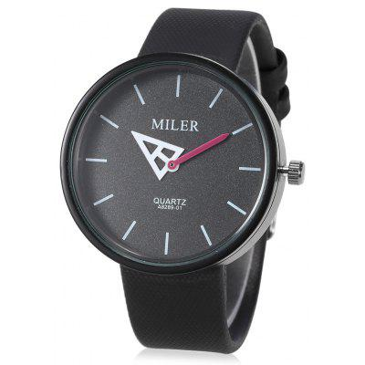 MILER A8289 - 01 Unisex Quartz Watch
