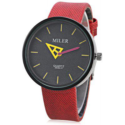 MILER A8289 - 01 Quartz Watch