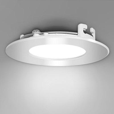 MB008 15 x SMD2835 3W 250LM Round LED Panel Light