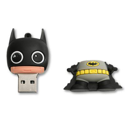 Caraele Cartoon USB Flash DriveUSB Flash Drives<br>Caraele Cartoon USB Flash Drive<br><br>Available Capacity: 128G,16G,32G,64G,8G<br>Brand: Caraele<br>Capacity: 128G,16G,32G,64G,8G<br>Compatible with: Windows<br>Flash Memory Type: MLC<br>Interface: USB 2.0<br>Max. Read Speed: 20MB/s<br>Max. Write Speed: 10MB/s<br>Package Contents: 1 x Caraele Cartoon USB Flash Drive<br>Package size (L x W x H): 5.00 x 6.00 x 2.50 cm / 1.97 x 2.36 x 0.98 inches<br>Package weight: 0.0500 kg<br>Product size (L x W x H): 4.00 x 5.00 x 1.50 cm / 1.57 x 1.97 x 0.59 inches<br>Product weight: 0.0200 kg<br>Style: Cartoon<br>Type: USB Stick<br>U Flash Disk Format: FAT32