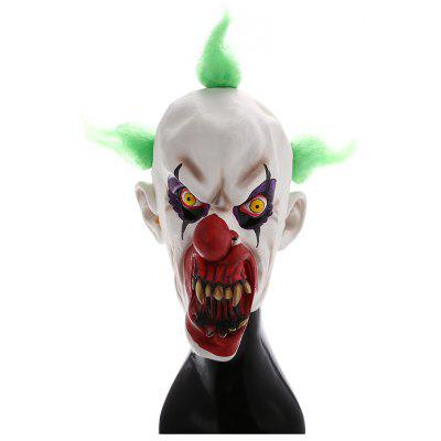 Clown Figure Head Mask