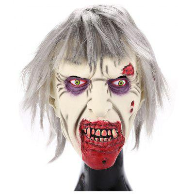 Horror Figure Head Latex Mask for Entertainment