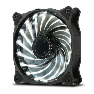 Segotep HALO 12 Silent Casing FanCPU Cooler<br>Segotep HALO 12 Silent Casing Fan<br><br>Bearing Type: Hydraumatic<br>Brand: Segotep<br>CFM: 36CFM<br>Compatible: LGA1150, Inter LGA775, Inter LGA1366, Inter LGA1156, Inter LGA1155, Celeron D, AMD940, AMD939, AMD754, AMD FM1, AMD AM3, AMD AM2+, AMD AM2<br>Fan Pin: 3 pin,4 pin<br>Mounting Hole Size: 120 x 120 x 25mm<br>Package Contents: 1 x Cooling Fan<br>Package size (L x W x H): 13.00 x 13.00 x 6.00 cm / 5.12 x 5.12 x 2.36 inches<br>Package weight: 0.2300 kg<br>Product size (L x W x H): 11.50 x 11.50 x 4.30 cm / 4.53 x 4.53 x 1.69 inches<br>Product weight: 0.1700 kg<br>Rated Current (A): 0.18A<br>Rated Voltage (V): 12V DC<br>Speed: 1100RPM<br>Type: Cooling Fan
