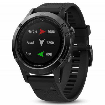 Garmin Fenix 5 Bluetooth Smartwatch  @ GARMIN 2Feb