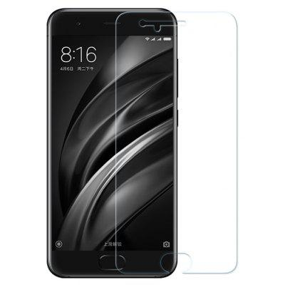 2pcs Luanke 2.5D Tempered Glass Screen Protective Film for Xiaomi Mi 6