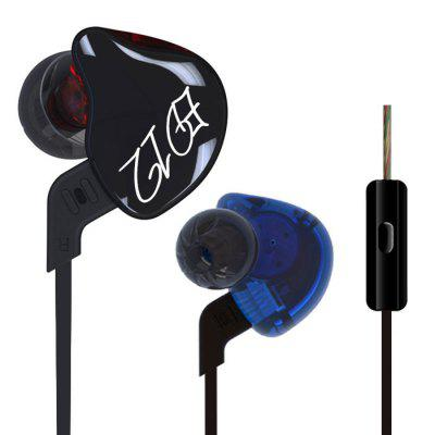 Under $11! Top-rated KZ ED12 HiFi Music In-Ear Earphones That You Would Buy Again as a Gift for Somebody!