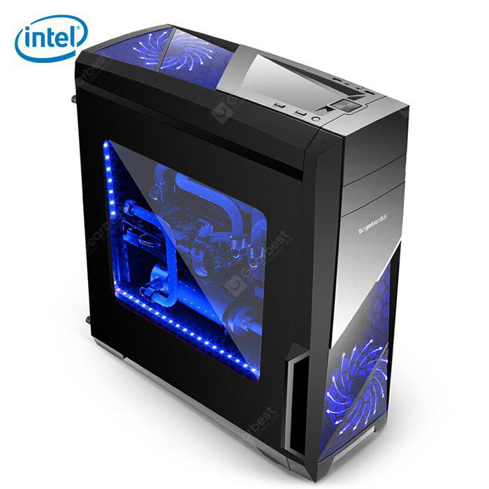 GETWORTH T4 Computer Tower BLACK