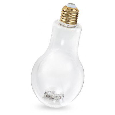 400ml Creative Bulb-shaped Bottle Night Light