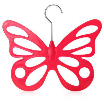 Butterfly-shaped Clothes Tie Rack Hanger
