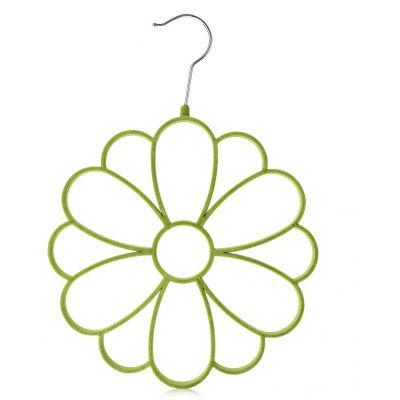 Flower-shaped Clothes Rack Hanger