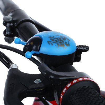 CTSmart Cute Lady Beetle-shaped Bicycle Bell Bike Ring