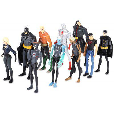 Collectible Animation Figurine - 10pcs / set