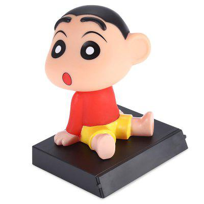 4.52 inch Animation FigurineMovies &amp; TV Action Figures<br>4.52 inch Animation Figurine<br><br>Completeness: Finished Goods<br>Gender: Unisex<br>Materials: PVC<br>Package Contents: 1 x Action Figure, 1 x Base, 1 x Double-sided Adhesive<br>Package size: 10.00 x 9.00 x 14.00 cm / 3.94 x 3.54 x 5.51 inches<br>Package weight: 0.1350 kg<br>Product size: 9.00 x 7.00 x 11.47 cm / 3.54 x 2.76 x 4.52 inches<br>Stem From: Japan<br>Theme: Movie and TV