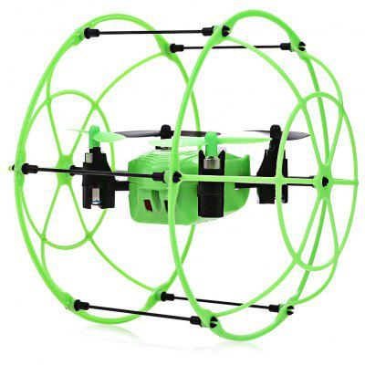 Helic Max Sky Walker 1336 4 Channel 2.4G RC Quadcopter -  GREEN