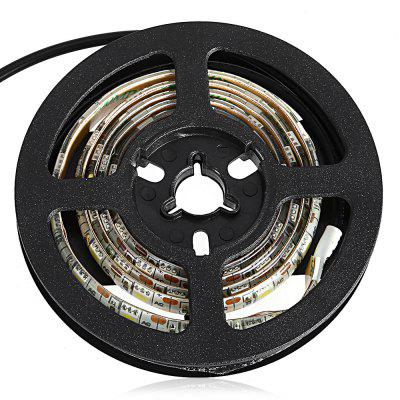 JIAWEN 1M 60 LEDs 5V LED Strip LightsLED Strips<br>JIAWEN 1M 60 LEDs 5V LED Strip Lights<br><br>CCT/Wavelength: 6000-6500K<br>Features: Cuttable, IP-65<br>Input Voltage: DC 5V<br>LED Type: SMD-5050<br>Length: 1M<br>Material: PBC, ABS<br>Number of LEDs: 60<br>Package Contents: 1 x 1M 5050 SMD LED Strip Lights<br>Package size (L x W x H): 12.00 x 12.00 x 3.00 cm / 4.72 x 4.72 x 1.18 inches<br>Package weight: 0.0750 kg<br>Product size (L x W x H): 100.00 x 1.00 x 0.50 cm / 39.37 x 0.39 x 0.2 inches<br>Product weight: 0.0600 kg<br>Rated Power (W): 5W<br>SMD: 5050<br>Type: LED Strip<br>Waterproof: Yes