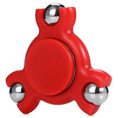 Buy Steel Ball Tri-blade Fidget Spinner Pocket Stress Relievers Toys, RED, Toys & Hobbies, Stress & Fidget Toys, Fidget Spinners for $2.20 in GearBest store
