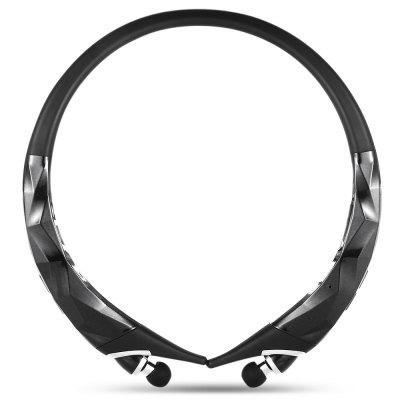 HX885 Retractable Bluetooth Headphones
