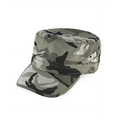 Pure Cotton Adjustable Sun Hat for Outdoor Hiking Fishing