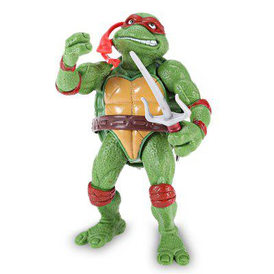 Turtle Design Animation Figurine Model - 6pcs / set brand new s262dc b32 6pcs set with free dhl ems