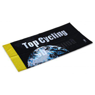 TOP CYCLING Sweat-absorbing Cycling Magic Scarf Kerchief