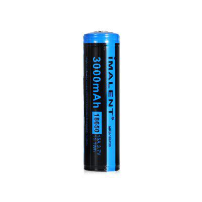 1x IMALENT MRB-186P30 18650 3000mAh Battery