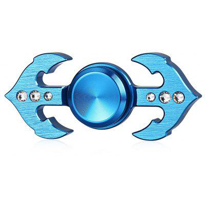 Anchor Design ADHD Fidget Spinner Hand Spinning Toy