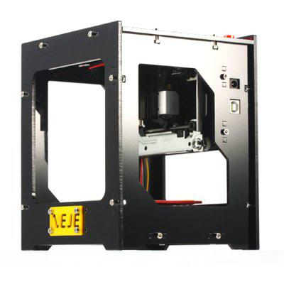 NEJE DK-8-KZ 1000mW Laser Engraver Printer Review And Coupon Code