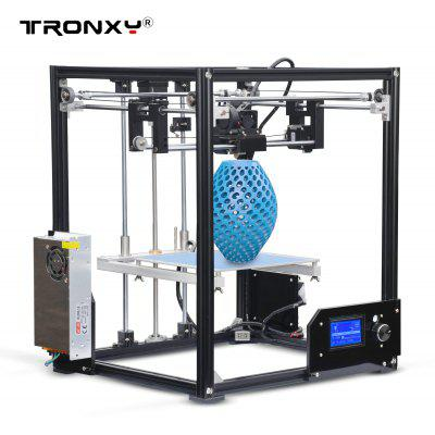 gearbest fr tronxy x5 imprimante 3d profil en aluminium. Black Bedroom Furniture Sets. Home Design Ideas