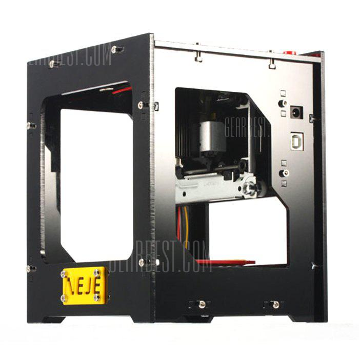 NEJE DK-8-KZ 1000mW Laser Engraver Printer Review