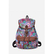 Douguyan Floral Backpack