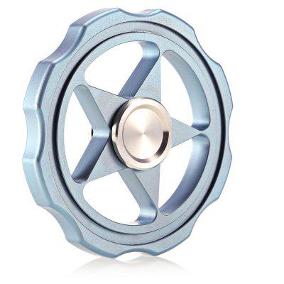 FURA Hollow Five Star Fidget Spinner Stress Relievers Toy