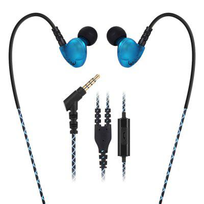 Cosonic W1 In-ear Bass Earbuds