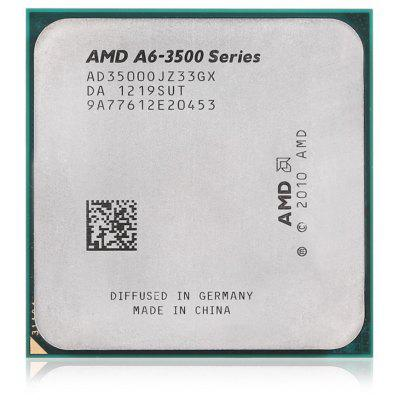 CPU AMD A6 - 3500 Series Triplo Core da 2.1GHz Socket FM1