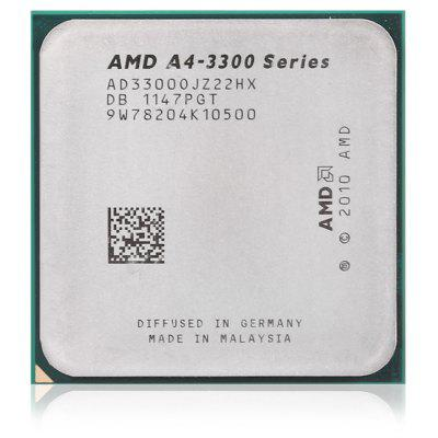 CPU AMD A4 - 3300 Dual Core da 2.5GHz Socket FM1