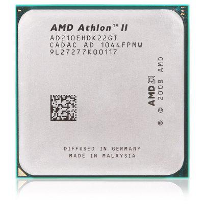 AMD Athlon II 210E Dual-Core AM3 + 2,6 GHz CPU