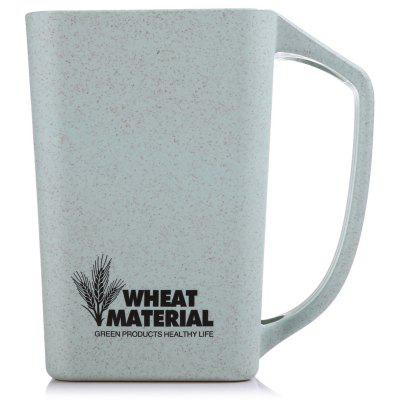 Wheat Straw 30-degree Tilt Mug
