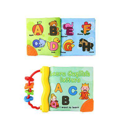 English Baby Cloth Book ToyOther Educational Toys<br>English Baby Cloth Book Toy<br><br>Completeness: Finished Goods<br>Gender: Unisex<br>Materials: Cloth<br>Package Contents: 1 x Cloth Book<br>Package size: 26.50 x 18.00 x 2.50 cm / 10.43 x 7.09 x 0.98 inches<br>Package weight: 0.1600 kg<br>Product size: 22.00 x 12.50 x 2.00 cm / 8.66 x 4.92 x 0.79 inches<br>Product weight: 0.1200 kg<br>Stem From: China<br>Theme: Other