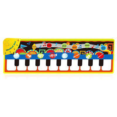 Piano Music Crawling Carpet for Kid