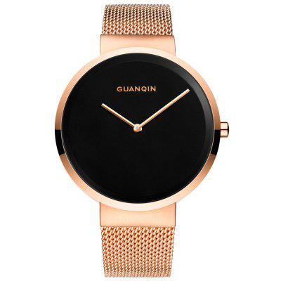 GUANQIN GS19059 Male Quartz Watch