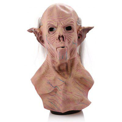 Horror Latex Head Mask Novelty for Costume Party